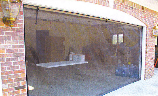 roll up garage door screen16 x 7 Zip Roll Screen  Buydoorpartscom
